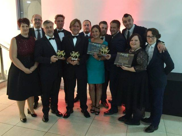 Go North Wales Tourism Awards – Team Anglesey